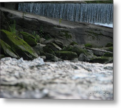 Metal Print featuring the photograph A Day At The River by Michael Krek