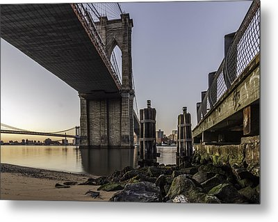 Metal Print featuring the photograph A Different Look  by Anthony Fields