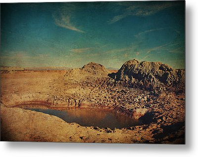 A Far Off Place Metal Print by Laurie Search