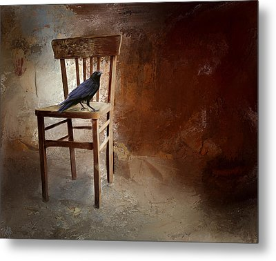 A Forgotten Place Metal Print by Hazel Billingsley