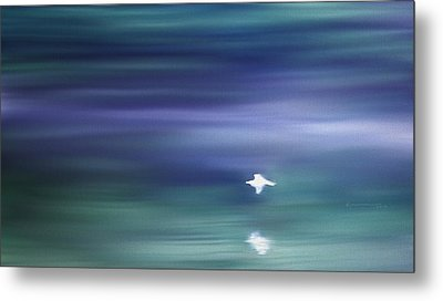 A Gentle Breeze Metal Print
