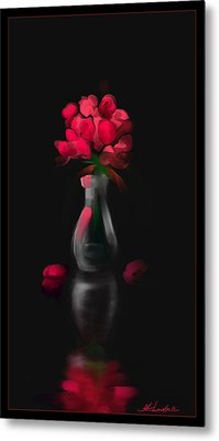 A Gift For Her Metal Print by Steven Lebron Langston