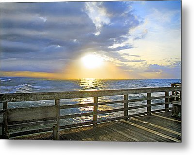 A Glorious Moment Metal Print by Betsy Knapp