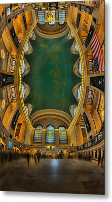 A Grand View  Metal Print by Susan Candelario