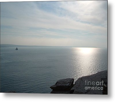 A King's View Metal Print