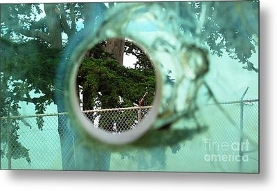 A Limited Point Of View Metal Print