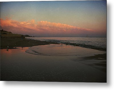 A Little Bit Of Peace Metal Print by Laurie Search