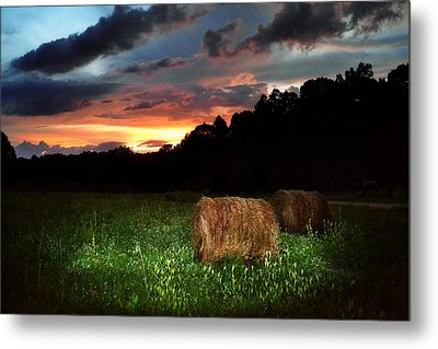 A Little Country Metal Print by Adam LeCroy