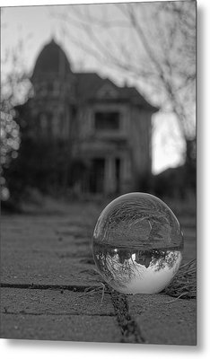 A Little Different Perspective Metal Print
