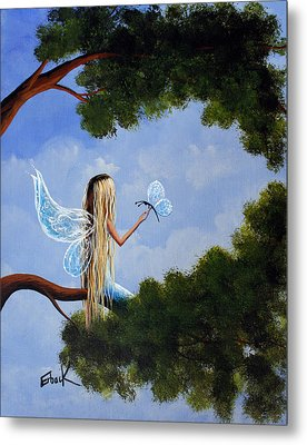 A Magical Daydream Original Artwork Metal Print