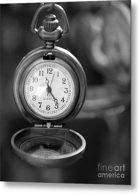 A Moment In Time Metal Print
