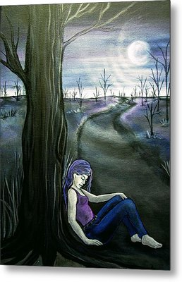 A Moment To Rest Metal Print by Jan Wendt
