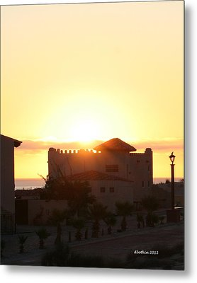 Metal Print featuring the photograph A New Day by Dick Botkin