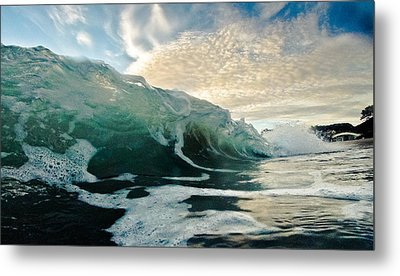 A Perfect Day  Metal Print by Andrew Raby