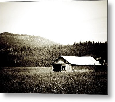 A Place In Time Metal Print by Terry Eve Tanner