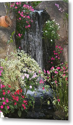 A Place Of Serenity Metal Print by Bruce Bley