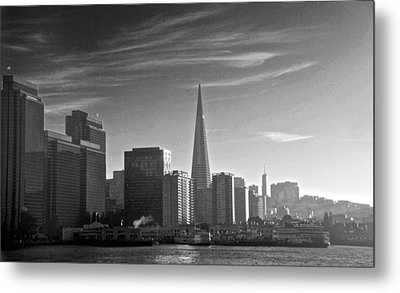 A Place To Leave Your Heart Metal Print by Eric Tressler