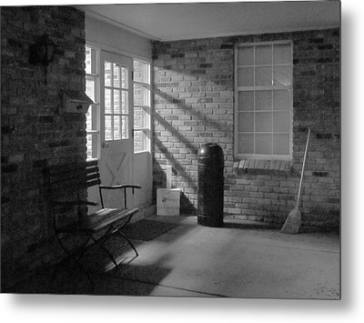 A Quiet Place Metal Print by Guy Ricketts