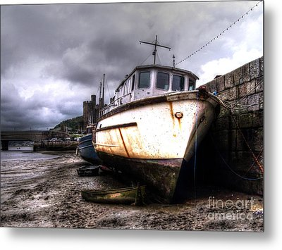 Metal Print featuring the photograph A Rough Ride by Doc Braham