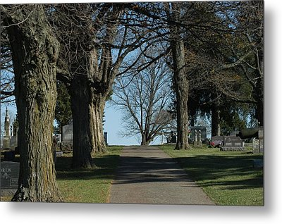 A Shared Vision Metal Print by Joseph Yarbrough