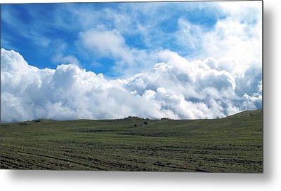 A Simple Majesty Metal Print by Glenn McCarthy Art and Photography
