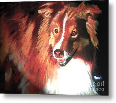 A Special Friend Metal Print by Sharon Burger