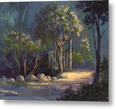 A Special Place Metal Print by Michael Humphries