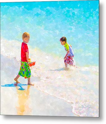 A Summer To Remember V Metal Print