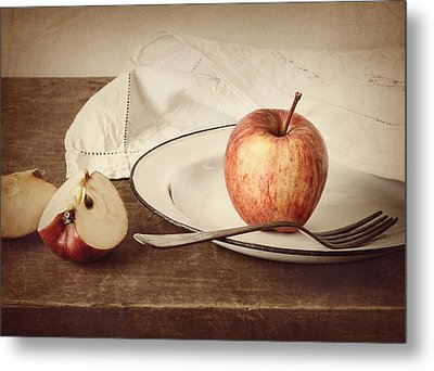 A Taste Of Autumn Metal Print
