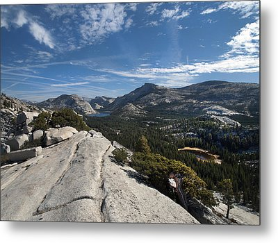 A Tenaya View Metal Print