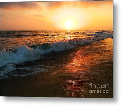A Time To Heal Metal Print by Everette McMahan jr