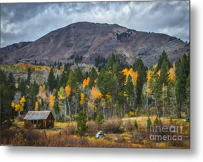 A Time To Remember Metal Print by Mitch Shindelbower