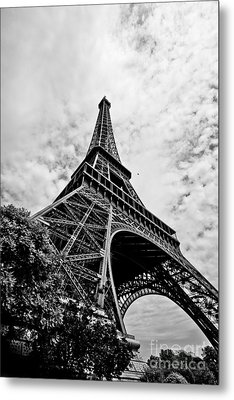 A Torre Metal Print by Will Cardoso