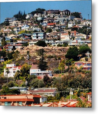 Pismo Beach, Southern California Metal Print