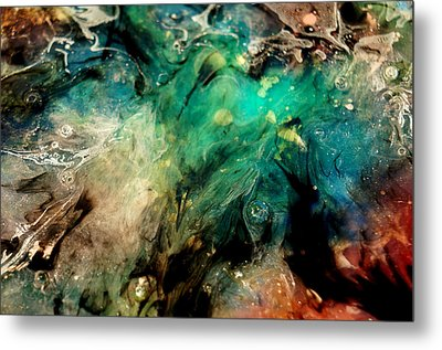 A001 Metal Print by Billy Roberts