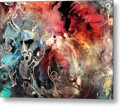 A002 Metal Print by Billy Roberts