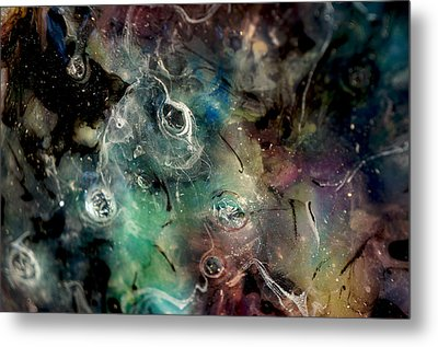 A005 Metal Print by Billy Roberts