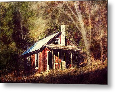 Abandoned Dreams Metal Print by Melanie Lankford Photography