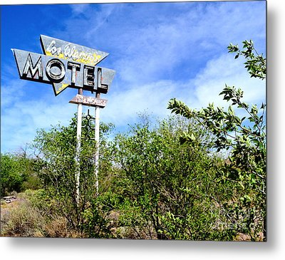 Metal Print featuring the photograph Abandoned Los Alamos by Utopia Concepts