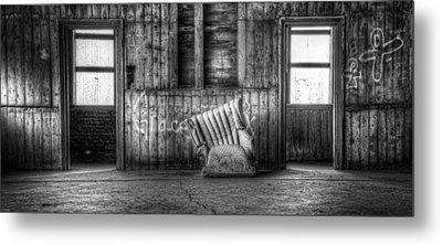 Grace Metal Print by Scott Norris