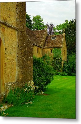 Abbey Metal Print