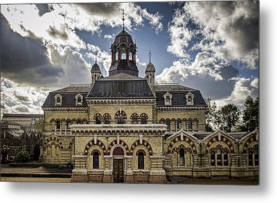 Abbey Mills Pumping Station Metal Print by Heather Applegate