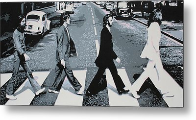 Abbey Road 2013 Metal Print