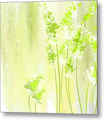 About Spring Metal Print by Lourry Legarde