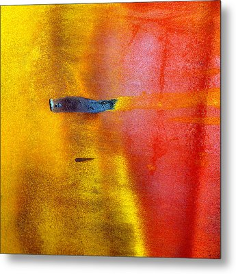 Abstract 18 Metal Print by Tom Druin