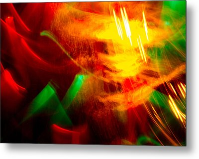 Abstract 21 Metal Print