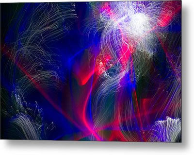 Abstract 25 Metal Print