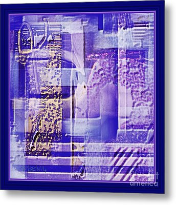 Abstract 950 Metal Print by Nedunseralathan R