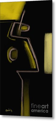 Abstract 964 Metal Print by Nedunseralathan R