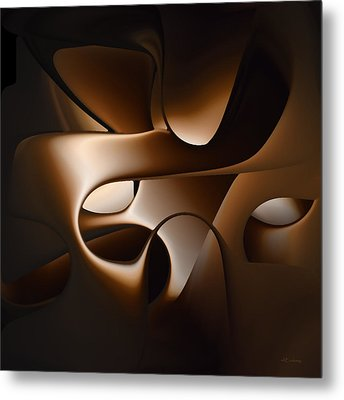 Chocolate - 005 Metal Print by rd Erickson